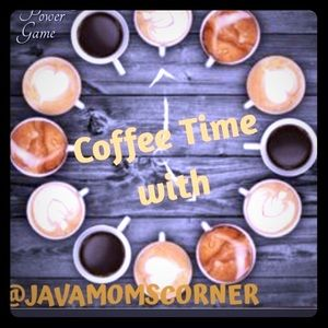 Follow☕️ @Javamomscorner  It's Coffee Time